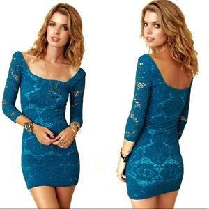 Intimately Free People Medallion Bodycon Dress